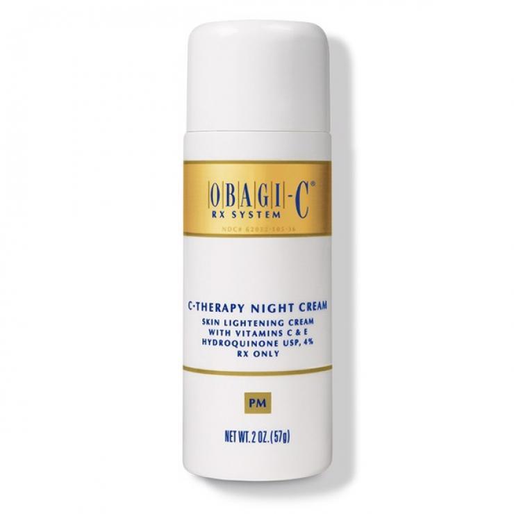Kem Dưỡng Trị Nám Da Ban Đêm Obagi C Rx C- Therapy Night Cream