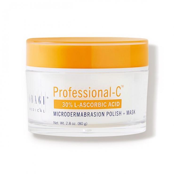 Mặt Nạ Làm Sáng Da Obagi Professional-C Microdermabrasion Polish + Mask