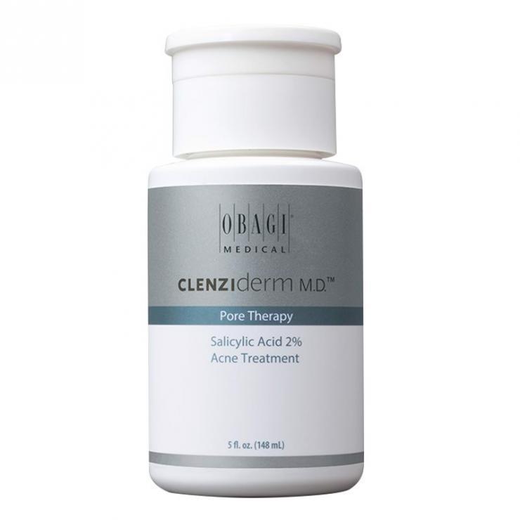Dung Dịch Đặc Trị Mụn, Giảm Nhờn Obagi Clenziderm MD Pore Therapy