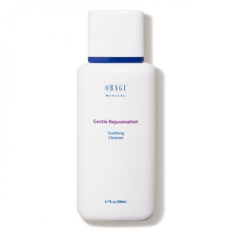 Sữa Rửa Mặt Phục Hồi Da Obagi Gentle Rejuvenation Soothing Cleanser