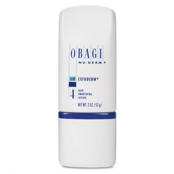 Kem Làm Mới Da Khô Obagi Nu-Derm Exfoderm Skin Smoothing Lotion #4 ( Dành Cho Da Khô )