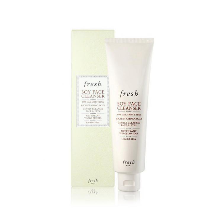 [HSD 2023] Sữa Rửa Mặt Cho Da Nhạy Cảm Fresh Soy Face Cleanser