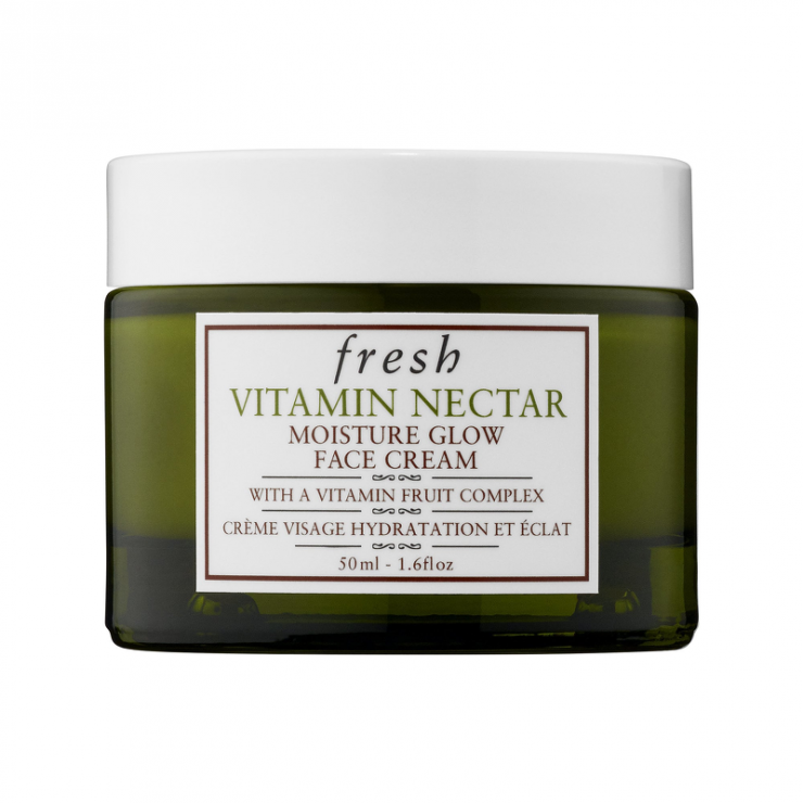 Kem Dưỡng Sáng Da Fresh Vitamin Nectar Moisture Glow Face Cream