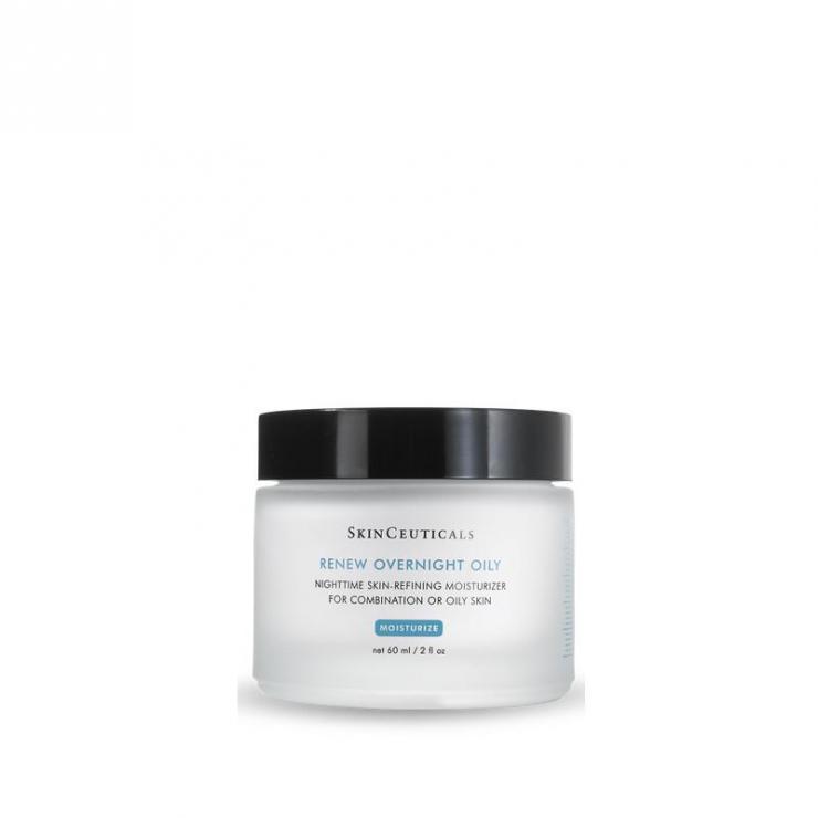 BẢN MỸ - Kem Dưỡng Da Dầu Ban Đêm Skinceuticals Renew Overnight Oily