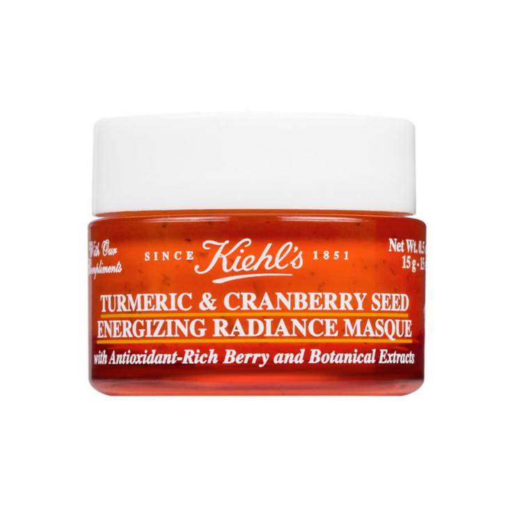 Mặt Nạ Nghệ Kiehl's Tumeric & Cranberry Seed Energizing Randiance Masque